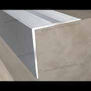 16800 (42mmX42mm) - Γωνίες Αλουμινίου στο D. P. PROFILES