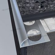 002.33300 (10mm/12mm) - Αλουμινίου στο D. P. PROFILES