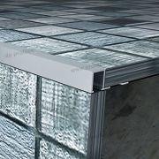 002.33900 (10mm/12mm) - Αλουμινίου στο D. P. PROFILES