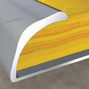 11100 (13mm) - Αλουμινίου στο D. P. PROFILES
