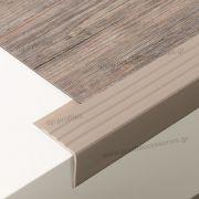 13364 (45mmX42mmX3mm) - Γωνίες PVC/Λάστιχο στο D. P. PROFILES