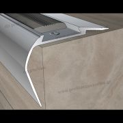 15400 (65mmX50mm) - Γωνίες Αλουμινίου στο D. P. PROFILES