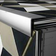 003.16200 Με Σβήσιμο (20mmΧ20mm) - Γωνίες Αλουμινίου στο D. P. PROFILES
