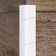 32016 (15mmX15mm) - Γωνίες PVC/Λάστιχο στο D. P. PROFILES