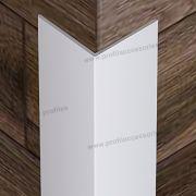32019 (30mmX30mm) - Γωνίες PVC/Λάστιχο στο D. P. PROFILES