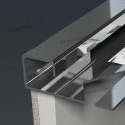 STQ (11mm/12.5mm) - Ανοξείδωτος Χάλυβας στο D. P. PROFILES