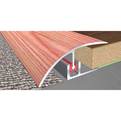 90670 - Φιλμ σε απομίμηση ξύλου στο D. P. PROFILES