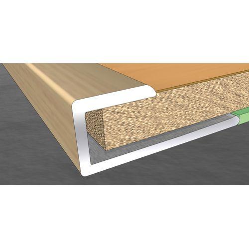 74070 - Φιλμ σε απομίμηση ξύλου στο D. P. PROFILES