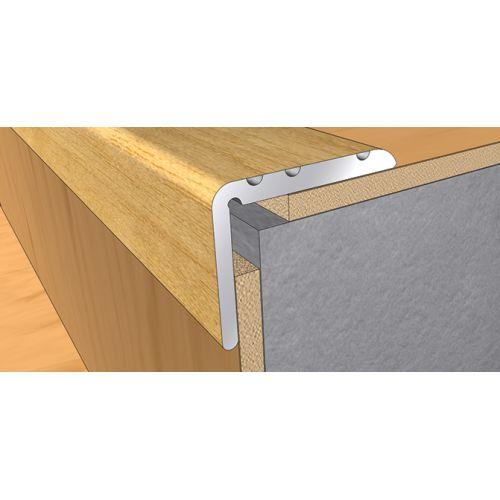 13270 - Φιλμ σε απομίμηση ξύλου στο D. P. PROFILES