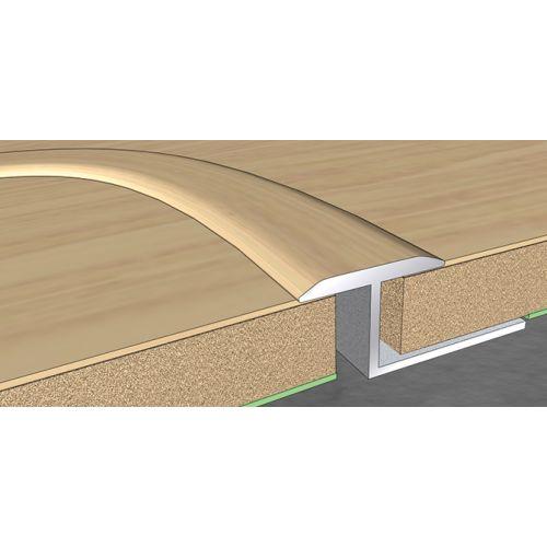 35300 - Φιλμ σε απομίμηση ξύλου στο D. P. PROFILES