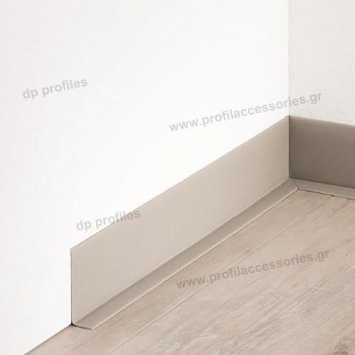 ΣΟΒΑΤΕΠΙ ΛΑΣΤΙΧΟ 60mm - PVC στο D. P. PROFILES
