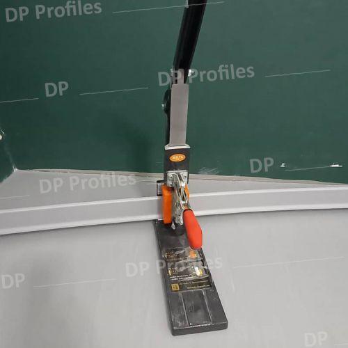 25560 (60mm) - PVC στο D. P. PROFILES